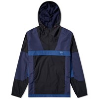 Paul Smith Retro Popover Jacket Blue