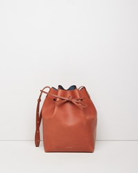 Mansur Gavriel Bucket Bag Brandy Avion