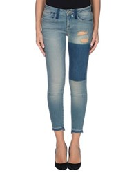 Maggie Denim Denim Trousers Women