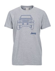 Jeep Vehicle Tee Grey