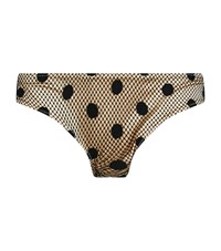 Morgan Lane Tina Dot Briefs Female Multi