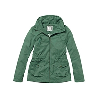 Fat Face Emsworth Lightweight Jacket Ocean Tide