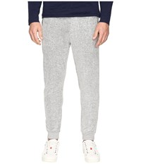 Atm Anthony Thomas Melillo Reverse French Terry Sweatpants W Zipper Pockets Granite