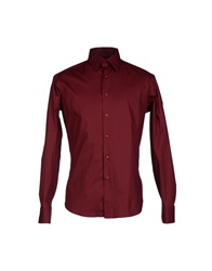 Stella Jean Shirts Deep Purple