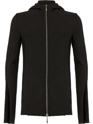 Masnada Fitted Jacket Black
