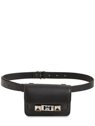 Proenza Schouler Ps11 Smooth Leather Belt Bag Black