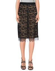 Sonia Rykiel Skirts Knee Length Skirts Women Black