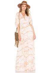 Rachel Pally Long Caftan Dress Blush