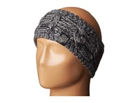 Bula Aran Earband Heather Grey Knit Hats Gray