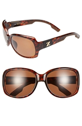 Zeal Optics Polarized Plant Based Sunglasses Demi Tortoise