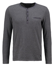 Marc O'polo Long Sleeved Top Smoked Pearl Grey