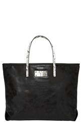 Urban Originals 'Sun Valley' Faux Leather Tote Black
