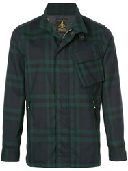 Hysteric Glamour Checkered Jacket Green