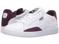Puma Match Lo Basic Sports White Winetasting Women's Shoes