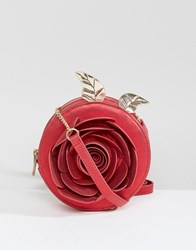 Danielle Nicole Disney X Dn Rose Crossbody Red