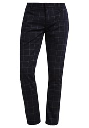 Antony Morato Suit Trousers Blu Scuro Dark Blue