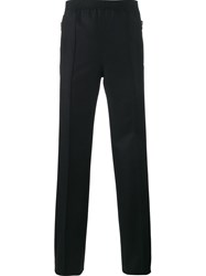 Givenchy Raised Seam Trousers Black