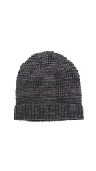Bickley Mitchell Lined Beanie Black Twist