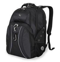 Wenger Belerna Black Laptop And Tablet Backpack Black
