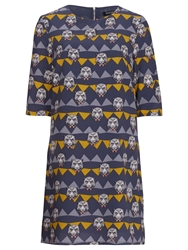 Sugarhill Boutique Party Tiger Tunic Dress Multi