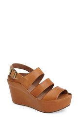 Chocolat Blu Women's Windsor Platform Wedge Sandal