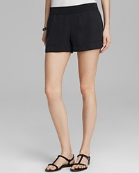 Joie Shorts Beso Track Caviar