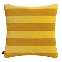 Hay Soft Stripe Pillow Yellow