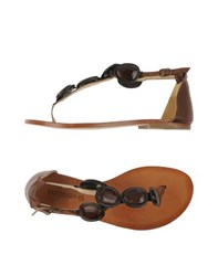 Tatoosh Footwear Thong Sandals Women