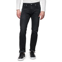 Edwin E Standard Modern Tapered Black Washed Jeans