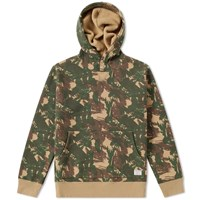 Neighborhood Military Hoody Green