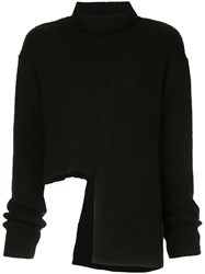 Ellery Vallauris Sweater Black