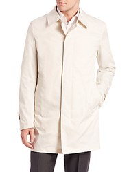 Sanyo Collection Trench Coat Stone