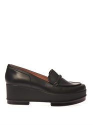 Robert Clergerie Yokole Wedge Loafers