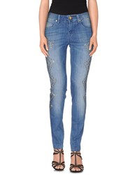 Marani Jeans Denim Denim Trousers Women Blue
