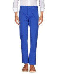 Band Of Outsiders Casual Pants Bright Blue