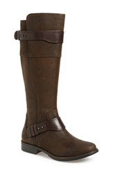 Women's Ugg Australia 'Dayle' Tall Motorcycle Boot 1' Heel