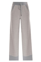 Missoni Tonal Zigzag Jogging Trousers