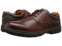 Nunn Bush Wagner Plain Toe Oxford Brown Men's Plain Toe Shoes