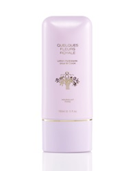 Houbigant Paris Quelques Fleurs Royale Body Lotion Tube