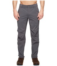 Marmot Arch Rock Pant Long Slate Grey Men's Casual Pants Multi