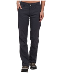 Prana Lined Halle Pant Coal Women's Casual Pants Gray