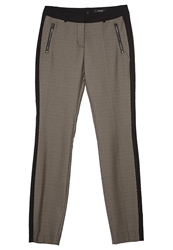 Comma Trousers Brown
