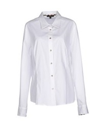 Daks London Shirts White
