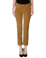 See By Chloe See By Chloe Casual Pants Ocher