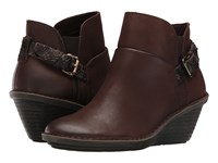 Otbt Rocker Chocolate Women's Pull On Boots Brown