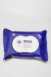 Klorane Make Up Remover Biodegradable Wipes With Soothing Cornflower White