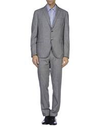 Roda Suits And Jackets Suits Men Grey