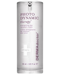 Dermadoctor Photodynamic Therapy Energizing Eye Renewal Cream 0.5Oz.