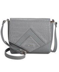Nine West Chic And Simple Crossbody Heather Grey