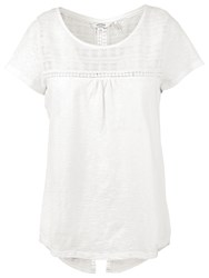 Fat Face Holford T Shirt White